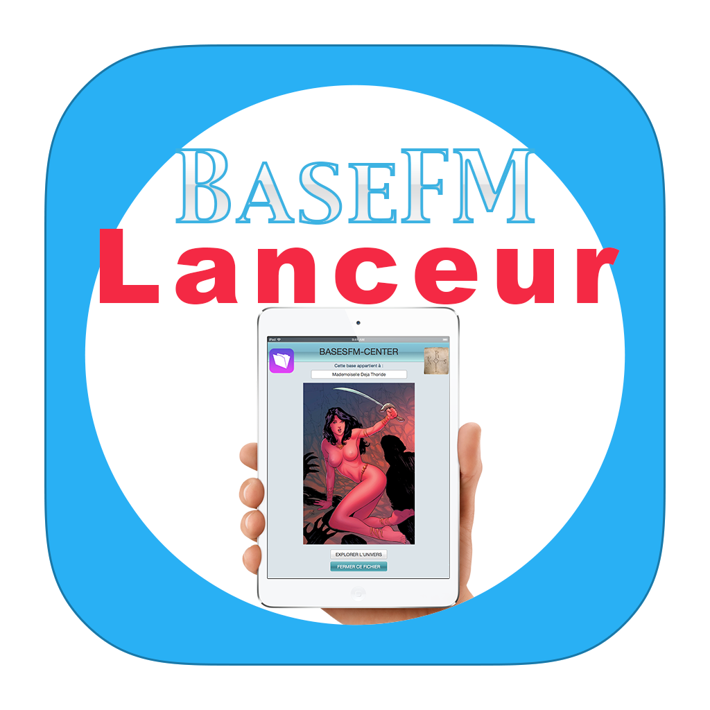 BaseFM Lanceur