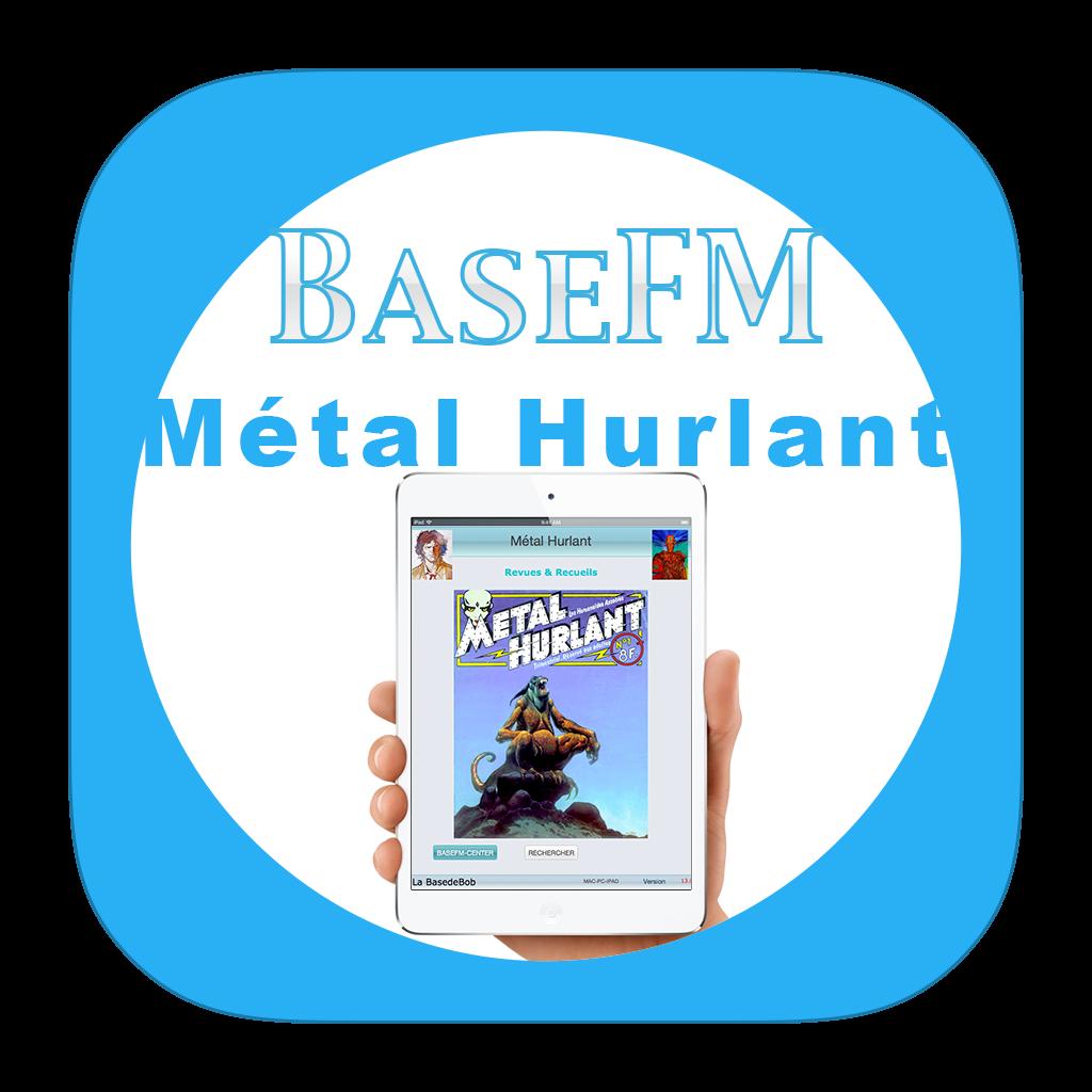 BaseFM Métal Hurlant