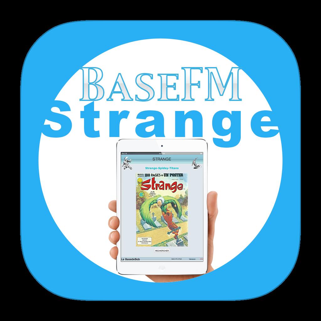 BaseFM Strange