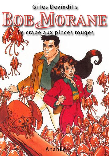 325 Le crabe aux pinces rouges