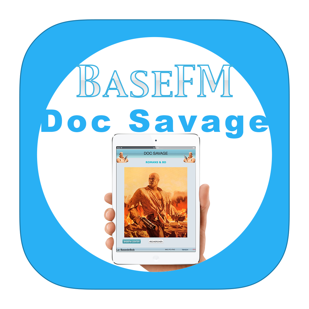 BaseFM Doc Savage