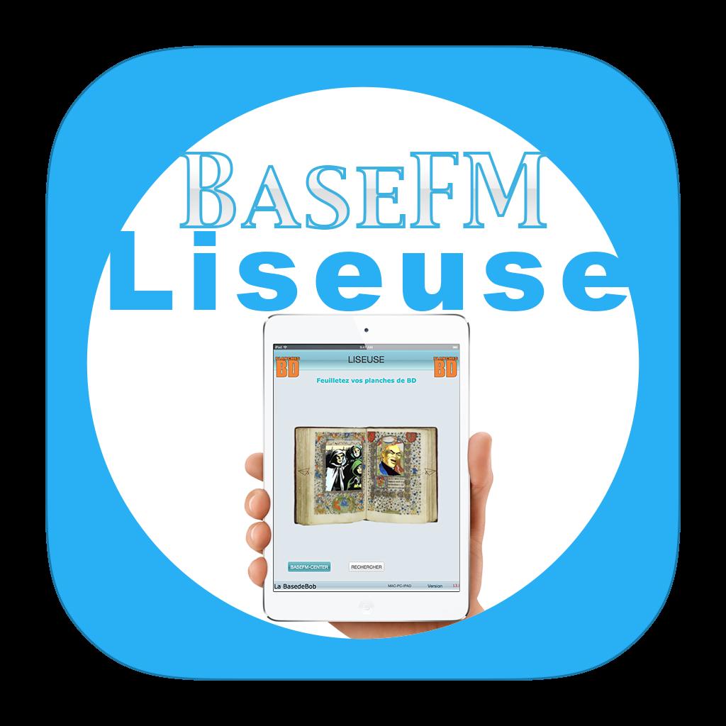 BaseFM Liseuse