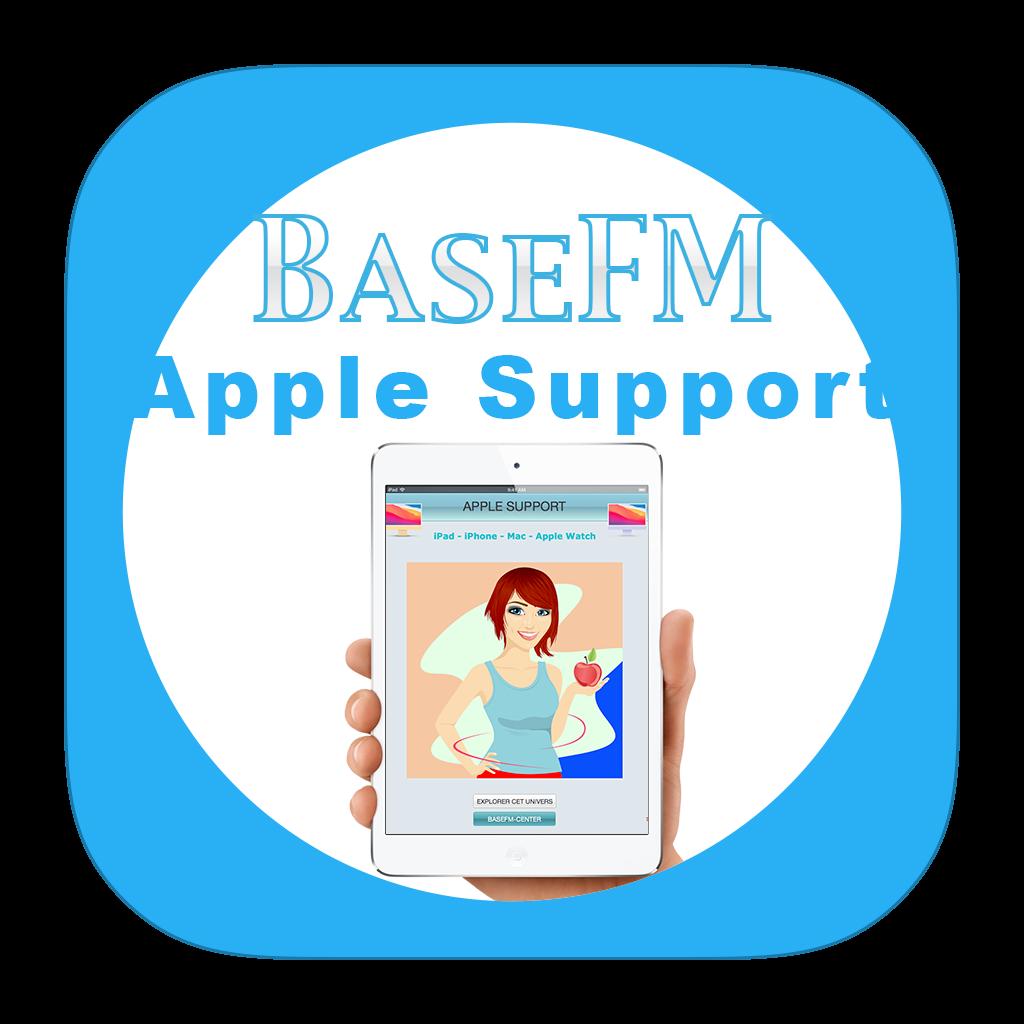 BaseFM Apple Support